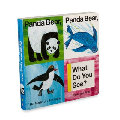 Panda Bear Panda Bearwhat Do You See