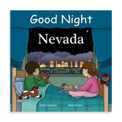 Good Night Board Book in Nevada