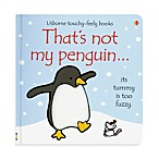 Usborne That's Not My Penguin Touchy-Feely Board Book