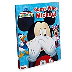 Guess Who, Mickey! Board Book
