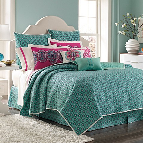 Buy Laundry By Shelli Segal 174 Shiva Coverlet From Bed Bath