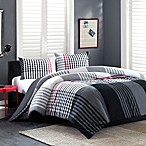 Ink + Ivy Blake Duvet Cover and Sham Set