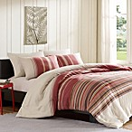 Ink + Ivy Sutton Duvet Cover and Sham Set