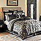 Waterford® Ormonde Comforters in Black and Gold