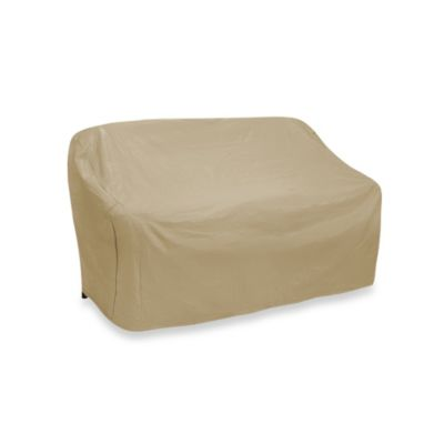 Adco 3-Seat Wicker Sofa Cover