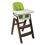 OXO Tot® Sprout High Chair in Green/Walnut
