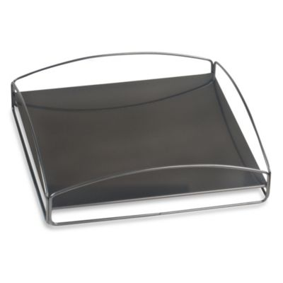 Howard Elliott® No Tip Block Tray in Titanium