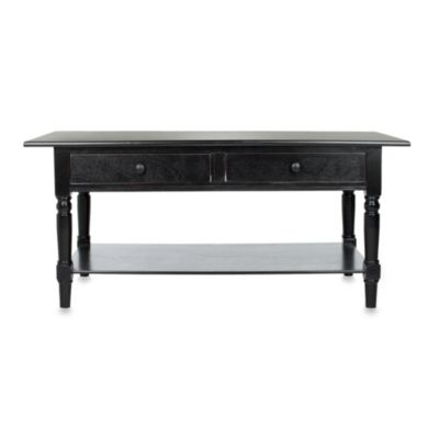 Safavieh Boris 2-Drawer Coffee Table