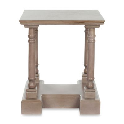 Safavieh Endora End Table in Black