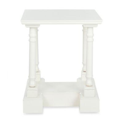 Safavieh Endora End Table in Cream