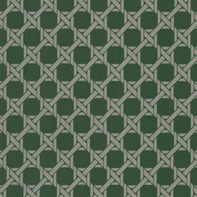 Echo Design™ Trellis Wallpaper Sample in Brown