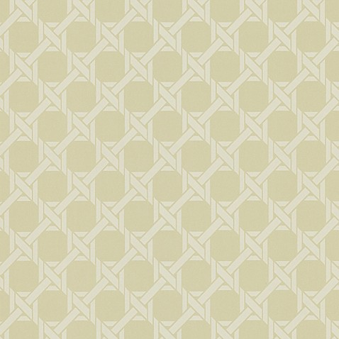 Echo Design™ Trellis Wallpaper Sample in Taupe