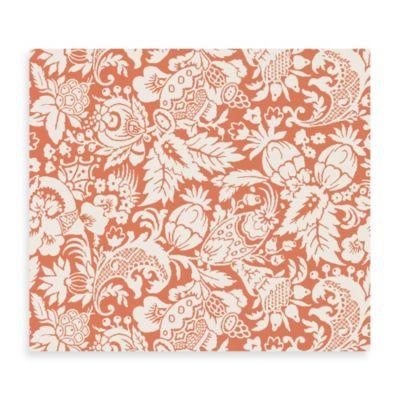Echo Design™ Bali Wallpaper in Orange