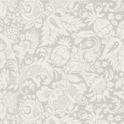 Bali Wallpaper Sample in Grey