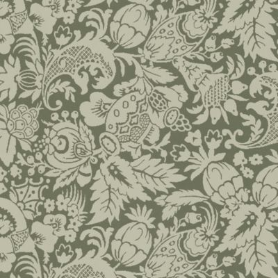 Echo Design™ Bali Wallpaper Sample in Brown