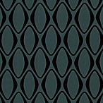 Echo Design™ Eclipse Wallpaper Sample in Black