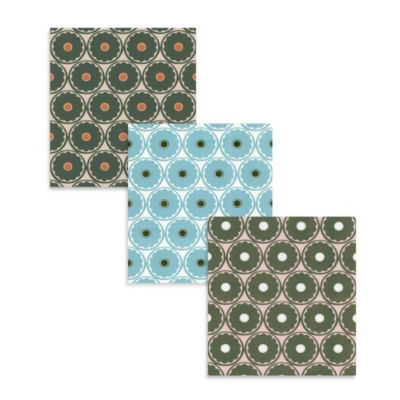Echo Design™ Flower Power Wallpaper in Grey