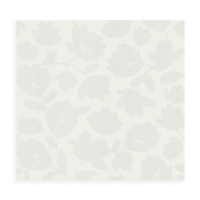 Echo Design™ Freesia Wallpaper Sample in Cream