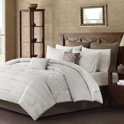 Kasper 12-Piece Comforter Super Set