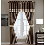 Dylan Window Valance in Sand