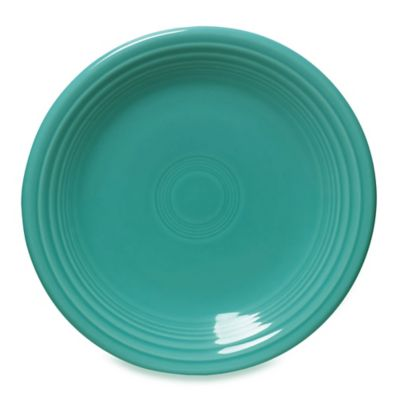 Salad Plate in Turquoise