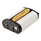 Wagan Smart AC 400 USB Power Inverter in White