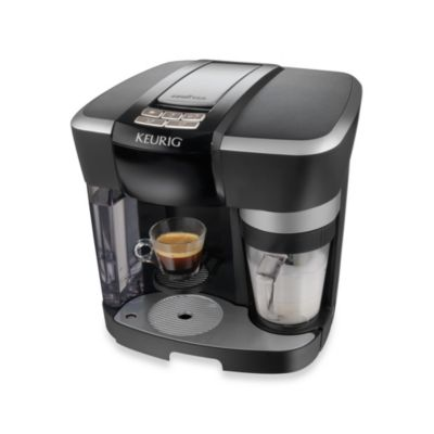 Cappuccino Latte Machine System