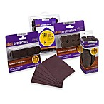 Hardwood and Hard Surfaces Brown Felt Protectors and Felt Blanket