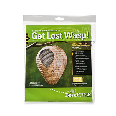 Get Lost Wasp Deterrent (Set of 2)