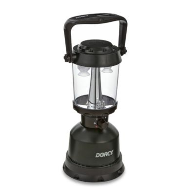 Dorcy 360-Degree LED Twin Globe Lantern with Amber LED