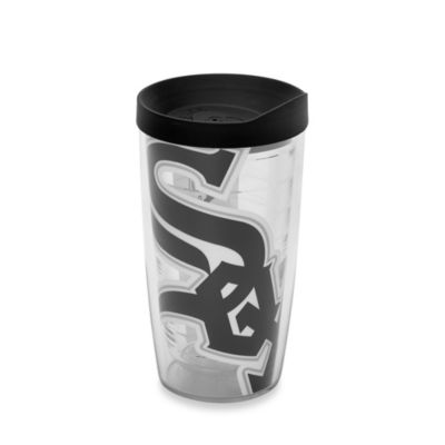 Tervis® Chicago White Sox 16-Ounce Wrap Tumbler with Black Lid