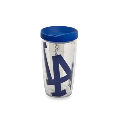 Tervis® Los Angeles Dodgers 16-Ounce Wrap Tumbler with Blue Lid