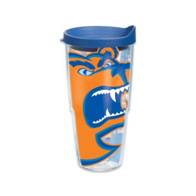Tervis® U.S. Coast Guard Academy Bears 24-Ounce Wrap Tumbler with Blue Lid