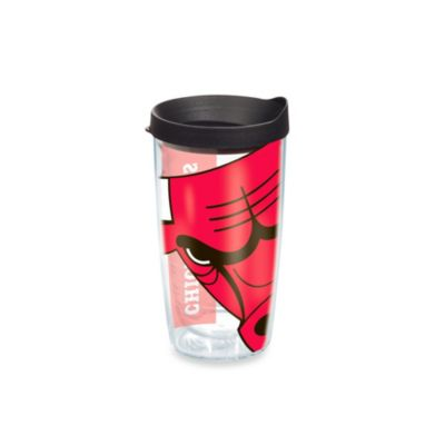 Tervis® Chicago Bulls 16-Ounce Wrap Tumbler with Black Lid