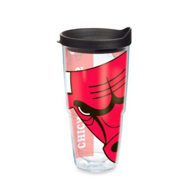 Tervis® Chicago Bulls 24-Ounce Wrap Tumbler with Black Lid