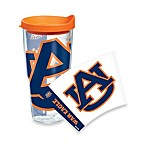 Tervis® Auburn University War Eagle 24-Ounce Wrap Tumbler with Orange Lid
