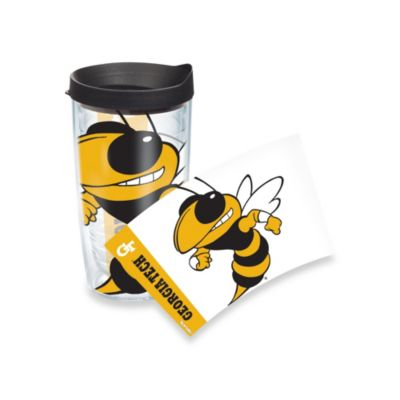 Tervis® Georgia Tech Yellow Jackets 16-Ounce Wrap Tumbler with Blue Lid