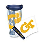 Tervis® Georgia Tech Yellow Jackets 24-Ounce Wrap Tumbler with Blue Lid