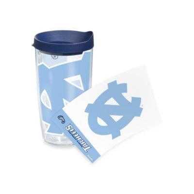 Tervis® University of North Carolina Tar Heels 16-Ounce Wrap Tumbler with Blue Lid