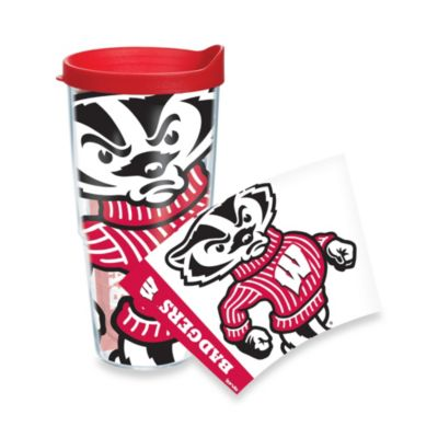 Wisconsin Badgers Tumbler