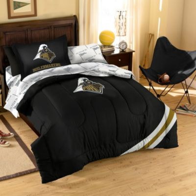 Purdue University Full Complete Bed Ensemble