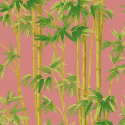 Echo Design™ Bamboo Wallpaper Sample in Pink