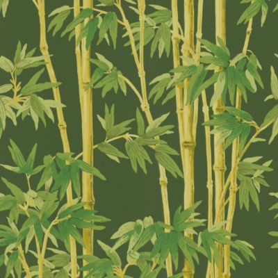 Echo Design™ Bamboo Wallpaper Sample in Brown