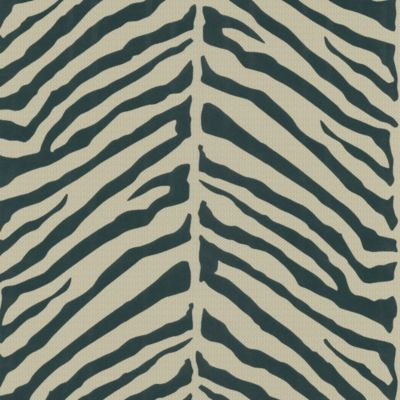 Echo Design™ Zebra Stripes Wallpaper Sample in Black