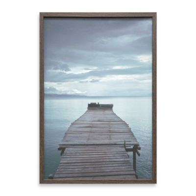 Old Dock Photo Wall Art