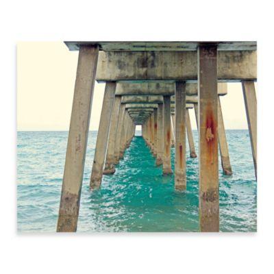 Under the Pier Photo Wall Art