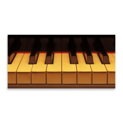 Piano Keys Photo Wall Art