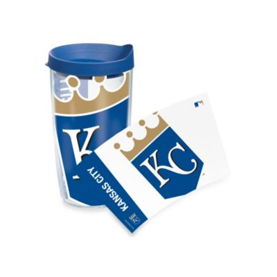 Tervis® Kansas City Royals 16-Ounce Wrap Tumbler with Blue Lid