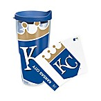 Tervis® Kansas City Royals 24-Ounce Wrap Tumbler with Blue Lid
