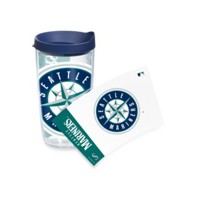 Tervis® Seattle Mariners 16-Ounce Wrap Tumbler with Blue Lid